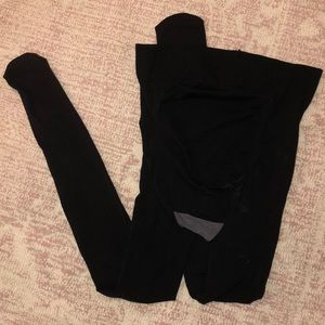 NWOT Maternity Tights